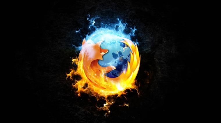 Leszámol a keresősávval a Firefox 57 kép