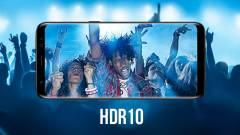 YouTube: HDR-re váltott a Galaxy S8, próbáld ki te is kép