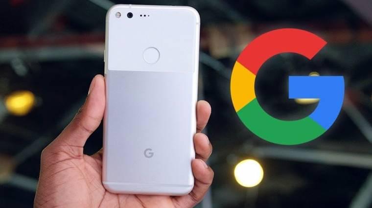 Nyomásérzékeny lesz a Google Pixel 2 oldala kép