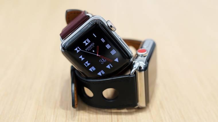 Az Apple Watch lenyomta a Rolexet kép