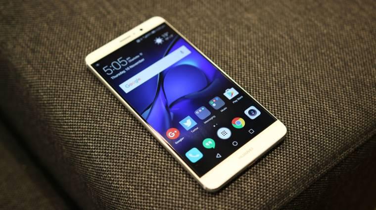 Hamarosan Oreót kap a Huawei Mate 9 kép