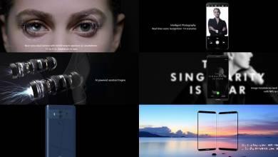 Újabb érdekességek és képek a Huawei Mate 10-ről