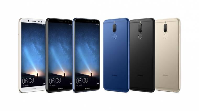 Ennyibe kerül a Huawei Mate 10? kép