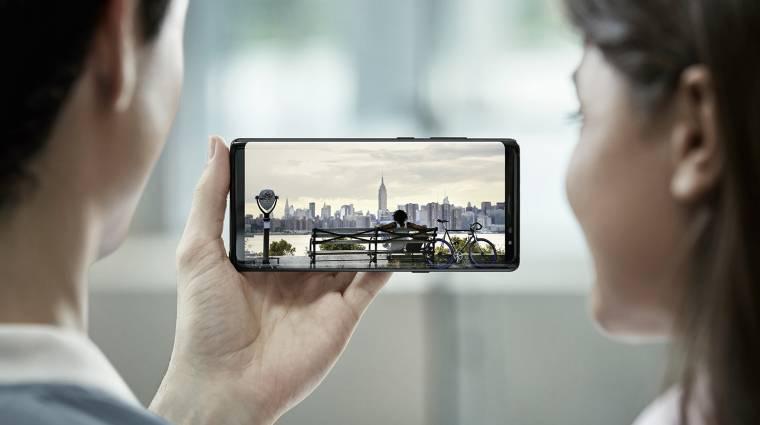 Így állítsd be a Samsung Galaxy Note 8 WQHD+ felbontását