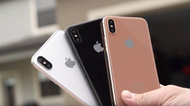 400 000 forint körül lesz vihető egy iPhone X kép
