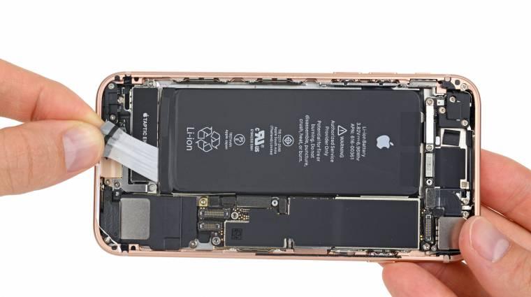 Az iPhone 8 tényleg egy iPhone 7S kép
