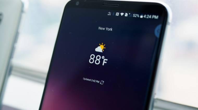 Ennyibe kerülhet az LG V30 kép