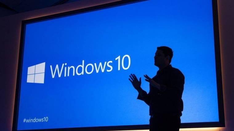 Még nagyobb irányítást ad a kezünkbe a Windows 10 kép