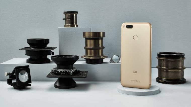 Takarékos és nagyon érdekes a Xiaomi Mi A1 kép