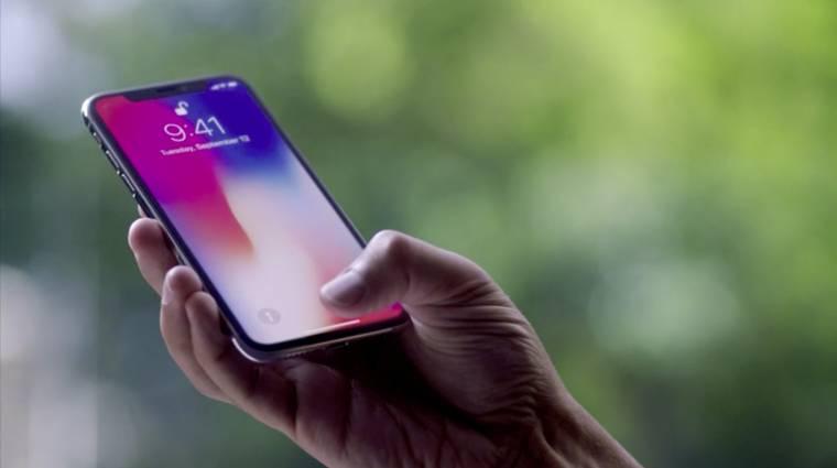 Nagy fejtörést jelent az iPhone X az appfejlesztőknek kép