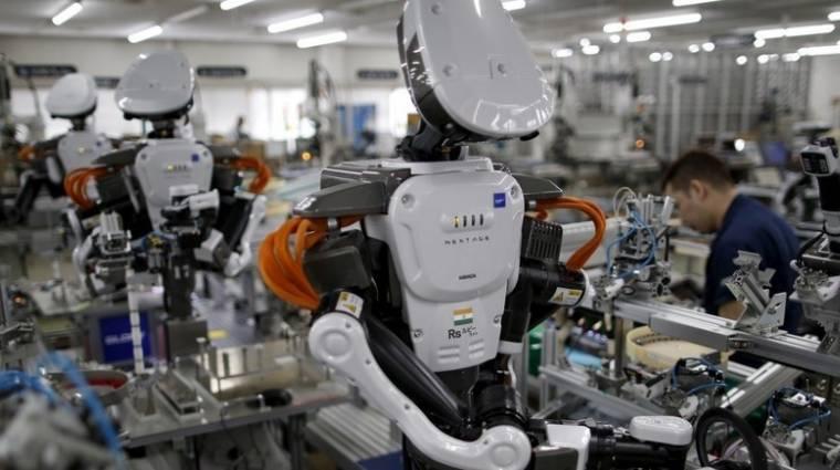 A Google nem szeretné, ha a robotok leváltanák az embereket kép