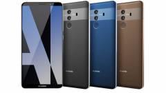 Újabb érdekesség a Huawei Mate 10 Pro készülékről kép