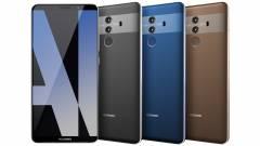 Izmos lesz a Huawei Mate 10 akkuja kép