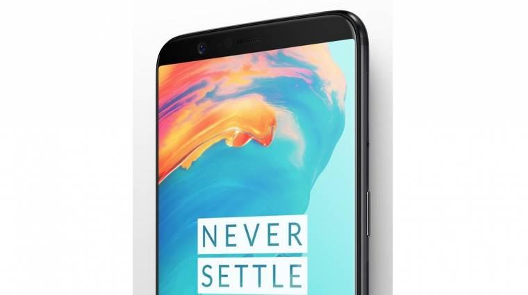 Megmutatta magát a OnePlus 5T kép