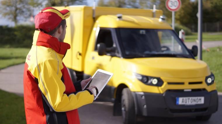 NVIDIA robotteherautók hozzák majd a netes rendeléseidet kép