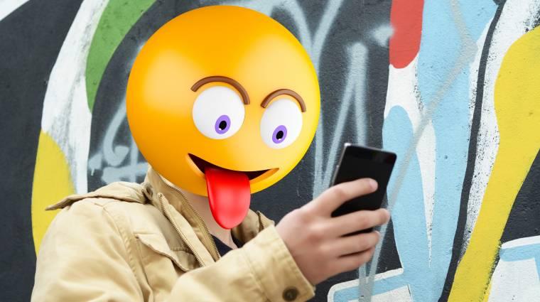 Emojipédia: a vigyorgó sárga fejtől a pislogó kakiig kép