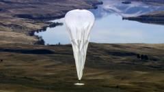 A Google léggömbjei most nagyon fontos feladatot kaptak kép