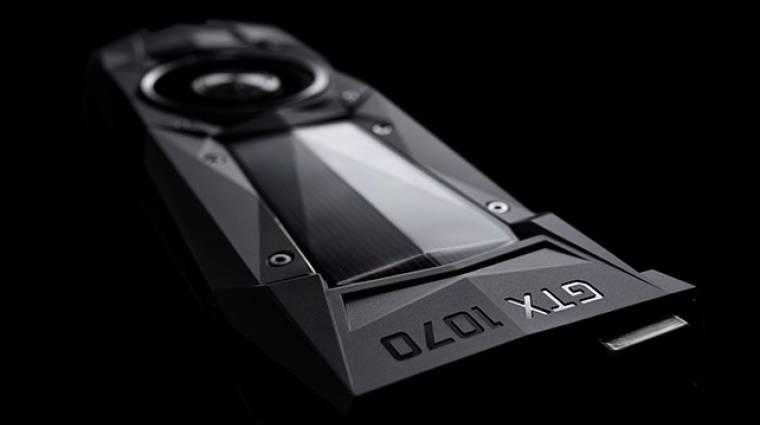 Itt a bizonyíték a GeForce GTX 1070 Ti-re kép