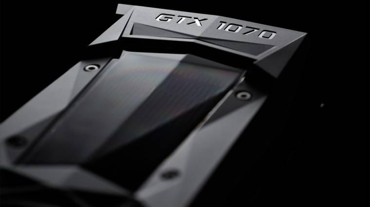 Kiszivárogtak a GeForce GTX 1070 Ti specifikációi kép