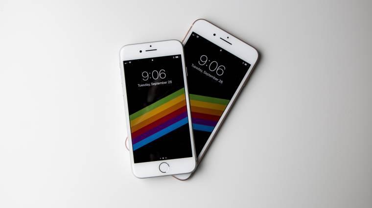 Furcsa lépésre készül az Apple kép