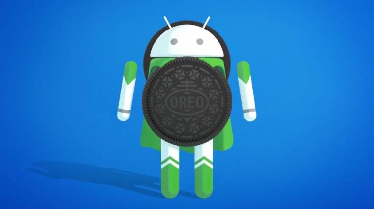 Mikor kapja meg az Android Oreót a mobilod? kép