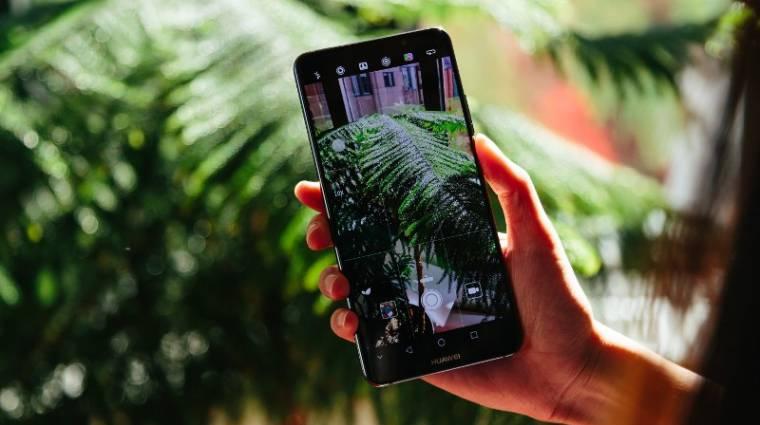 Ütős és okos lett a Huawei Mate 10 kép