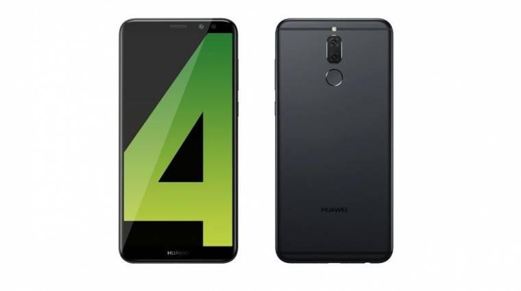 Ennyibe kerül a Huawei Mate 10 Lite kép