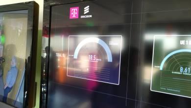 Az Ericsson és a Telekom bemutatta az első 5G-kapcsolatot Magyarországon