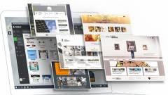 Még jobb weblapokat épít az új WebSite X5 kép