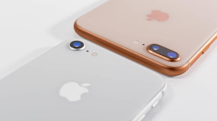 Még az iPhone 6S is népszerűbb volt, mint az iPhone 8 kép