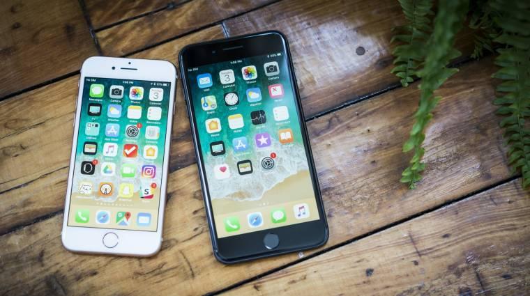 Többen vesznek iPhone 7-et, mint iPhone 8-at kép