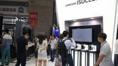Galaxy S9-be való kameraszenzorokat villantott a Samsung kép