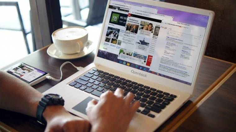 Az Openbook is laptopot csinálna az okostelefonodból kép