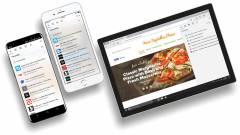 Szabadon tesztelhető lett a mobilos Edge böngésző kép
