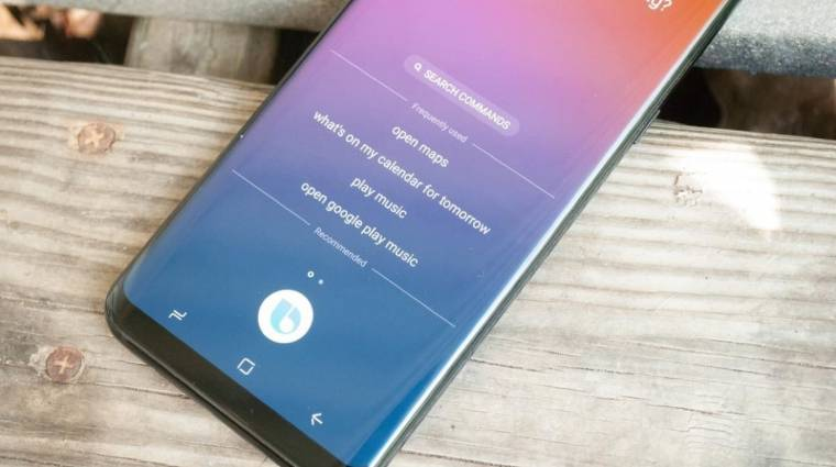 Bemutatkozott a Bixby 2.0 kép