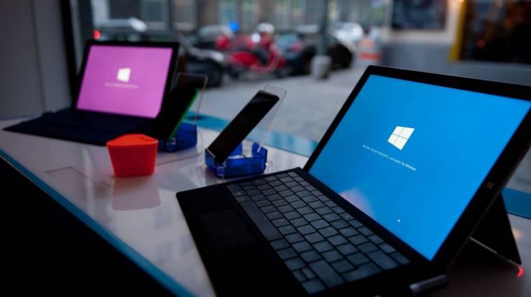 Ígéretes káosz: ilyen a Windows 10 Őszi Alkotói Frissítés kép