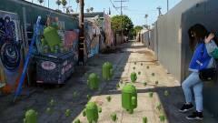 Elárasztja az Androidot a kiterjesztett valóság kép