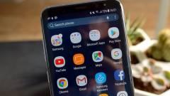 A Microsoft a Galaxy S8-ra szavazott kép
