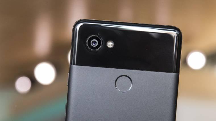 Most a Pixel 2 okostelefonok kamerájával van probléma kép