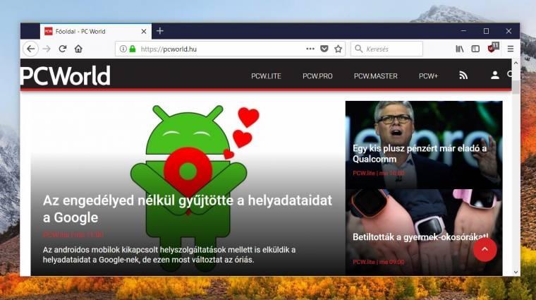 Így válts villámgyorsan a Chrome-ról a Firefox Quantumra kép