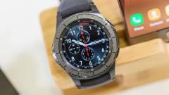 Komoly frissítést kapott a Samsung Gear S3 kép