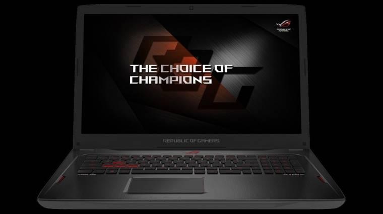 Itt a világ első Ryzen 7-alapú laptopja kép