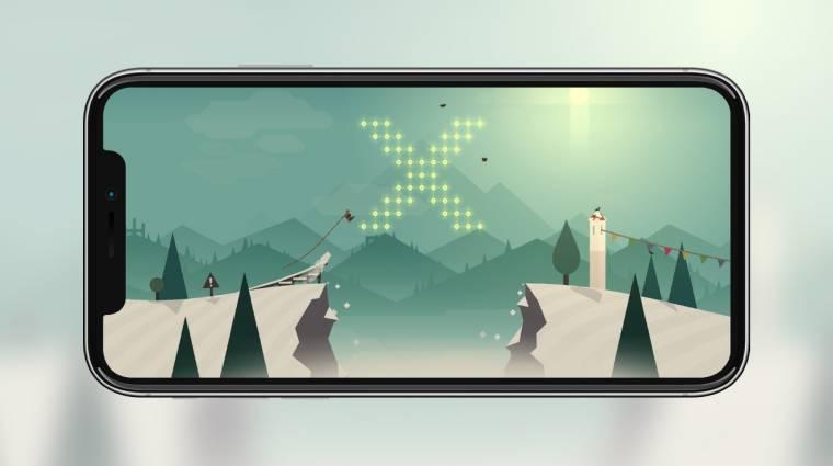 Ezek az appok biztosan jól mutatnak az iPhone X-en kép