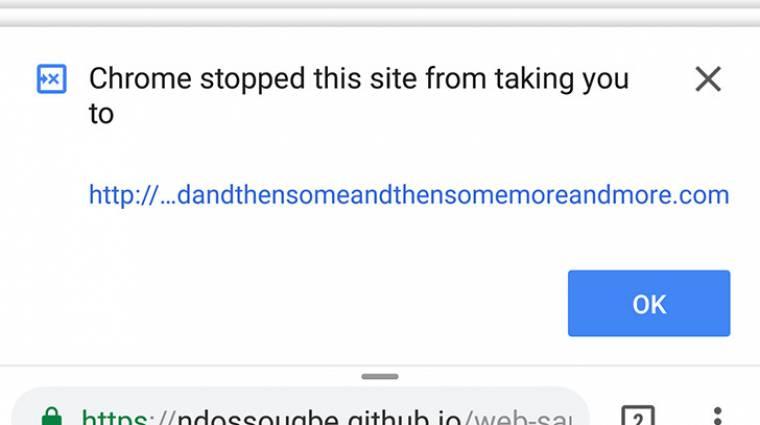 Még jobban véd böngészés közben a Google Chrome 64 kép