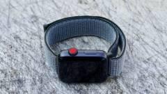 Összeomlik az új Apple Watch, ha az időjárásról kérdezik kép