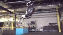 Elképesztő dolgot tanult a Boston Dynamics humanoid robotja kép