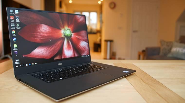 5K-s kijelzőre vált a Dell következő laptopja? kép