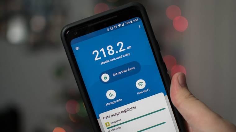 Segít spórolni a mobilneteddel a Google kép