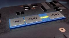 Döbbenet: AMD grafikát kapott az új Intel chip kép