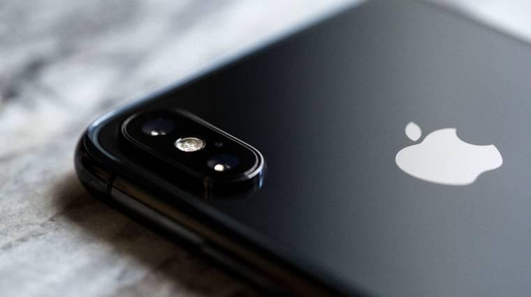 Megjavult az iPhone X: már hidegben is működik kép